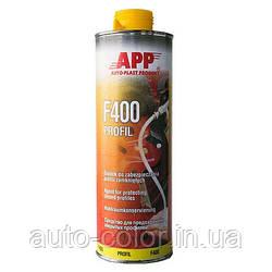 Засіб для захисту закритих профілів APP F400 PROFIL 1л