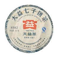 Шен Пуэр Да И (8582) блин 2013г Мэнхай 357 г