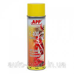 Засіб для захисту закритих профілів APP F400 PROFIL 0.5 аерозоль