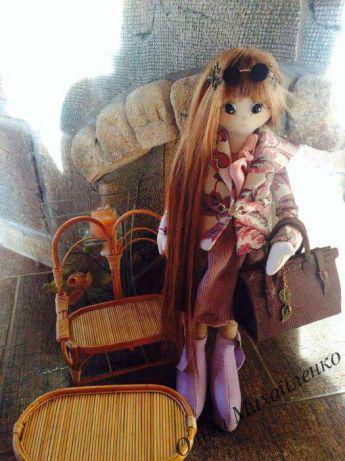Інтер'єрна лялька