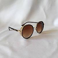 Солнцезащитные очки женские JIMMY CHOO коричневый