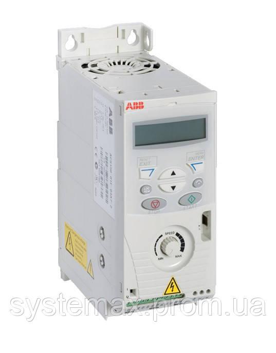 Преобразователь частоты ABB ACS150-03Е-07A3-4 (3 кВт, 380 В)
