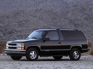 Кадиллак Эскалейд / Cadillac Escalade (Внедорожник) (1995-1999)