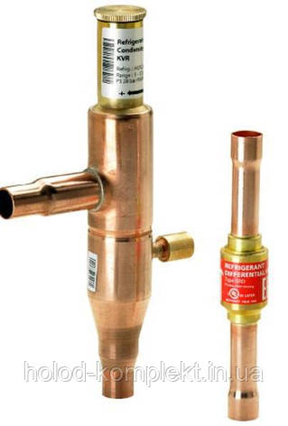 Регулятор давления конденсации KVR 12 (034L0091), фото 2