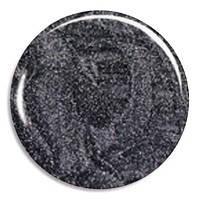 Гель-лак для ногтей SALON PROFESSIONAL (CША) 17мл. Цвет - серый с перламутром (графит).