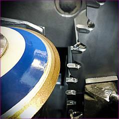 Заточка дискових пил з напайками з твердого сплаву на верстатах з ЧПК