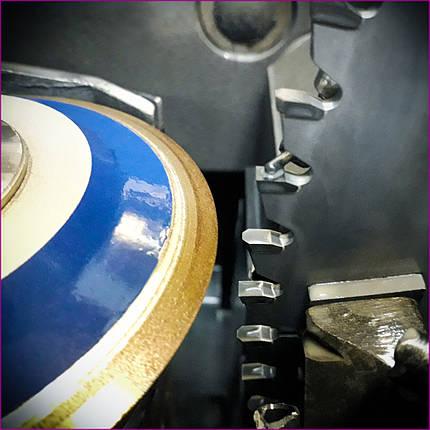 Заточка дисковых пил с напайками из твердого сплава на станках с ЧПУ, фото 2