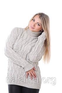Свитер женский зимний Марина