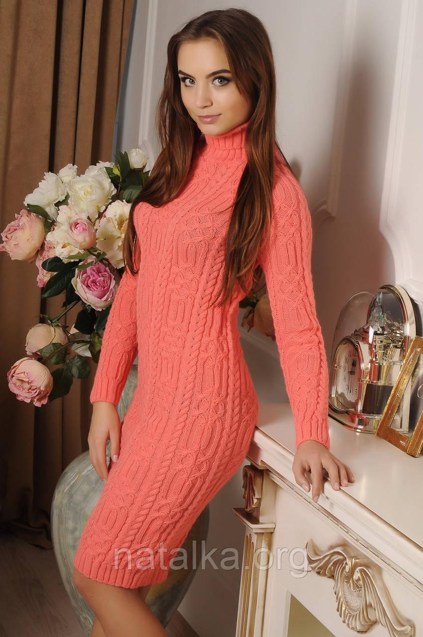 Платье вязаное «Анаис»