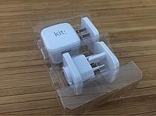 З/у сетевое Kit Travel USB 2.4A white (USBMC2INTWH) EAN/UPC: 5030578920832, фото 2