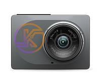 Автомобильный видеорегистратор Xiaomi Yi Smart Dash WiFi, Gray, 2304x1296 (SuperHD), 60 кадров/с, MPEG4/H.264, Aptina AR0230, 1/2.7 дюйма, 2.7' экран,