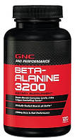 Аминокислоты Gnc beta-alanin, 120 табл