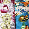 Летнее одеяло покрывало АТЛАС евро размер 195/205