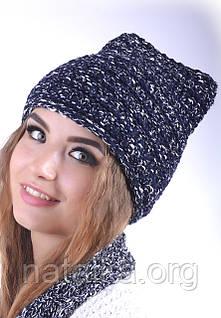 Шапка молодежная Наталка 0032Н