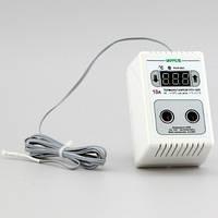 Терморегулятор для йогуртниц цифровой в розетку (-40°...+110°, реле 10А) РТУ-10/П-NTC-Ш, фото 1