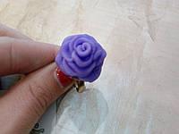 Кольцо ручной работы из полимерной глины, пластики. hand made. Exclusive!!!, фото 1