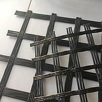 Геосетка для асфальта DORMAT FG50/50 стеклоровинг