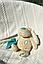 Плед вязаный кашемир, фото 3