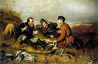 Охотничья этика (правила поведения на охоте).