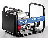 Бензиновый генератор SDMO HX 6000 (6 кВт)