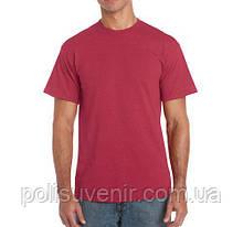 Футболка чоловіча кольорова прямий крій 180