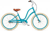 """Велосипед 26"""" ELECTRA Townie Balloon 3i Ladie azure"""