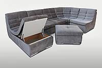 """Угловой диван """"Инфинити"""" (система раскладки седофлекс)"""