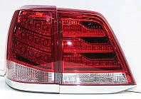 Toyota Land Cruiser LC 200 2011- альтернативная тюнинг оптика фары задние на TOYOTA Тойота Land Cruiser LC 200