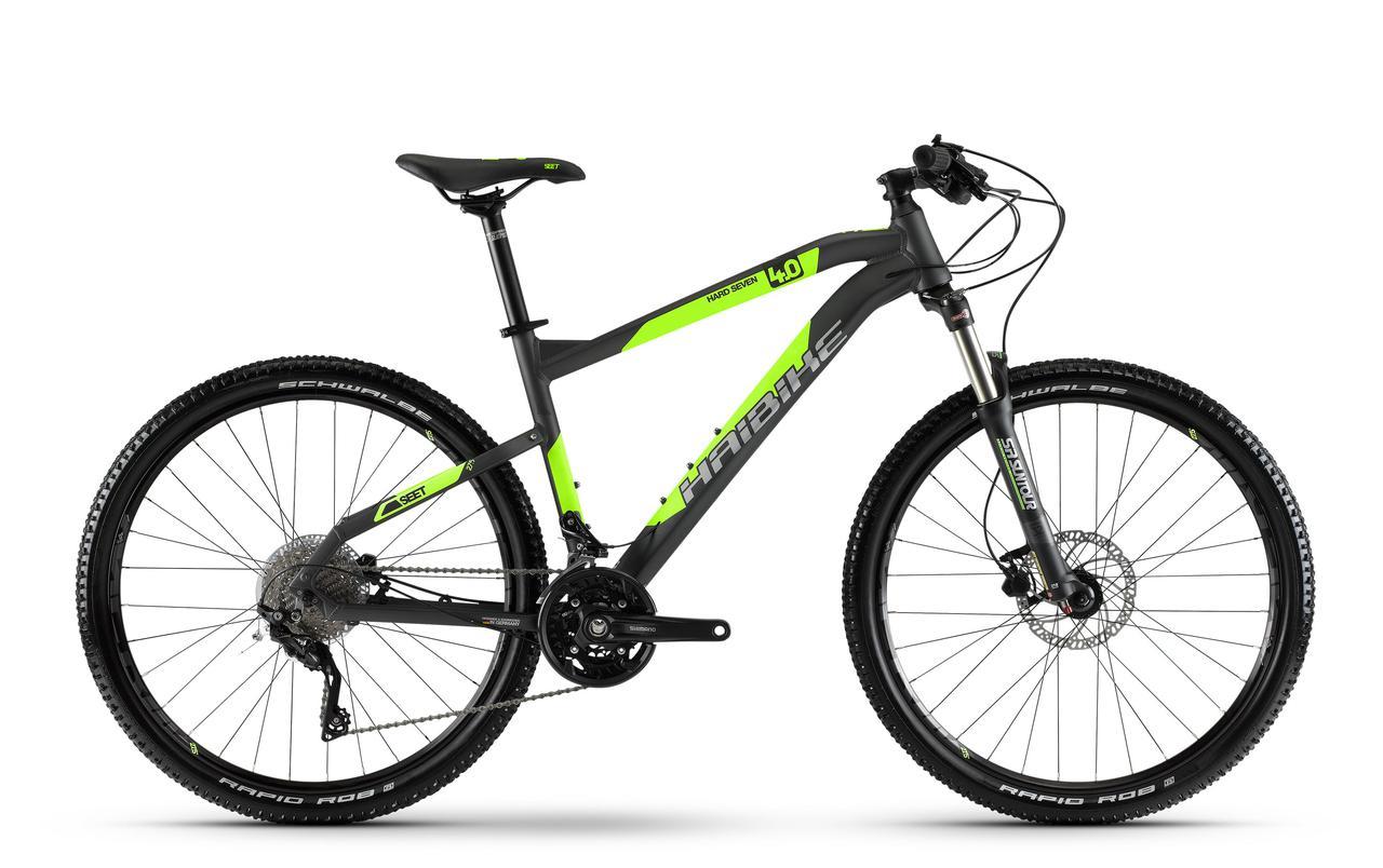 """Велосипед Haibike SEET HardSeven 4.0 27,5"""", рама 45см, 2018"""