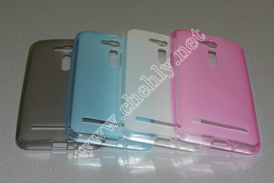 Силиконовый чехол Asus ZenFone Go ZB500KG  ZB500KL