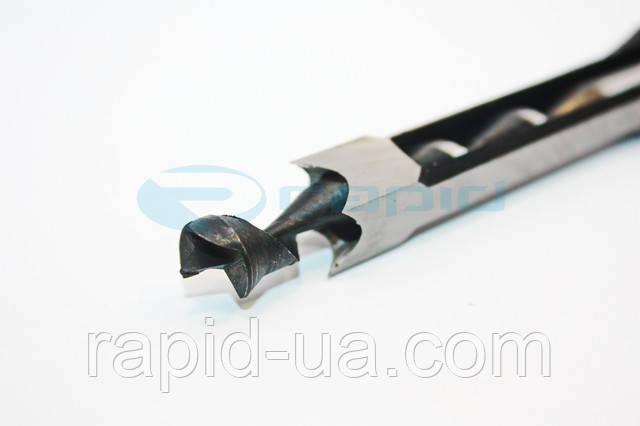 Сверло для квадратных отверстий 10х19х140 Rapid Germany HSS