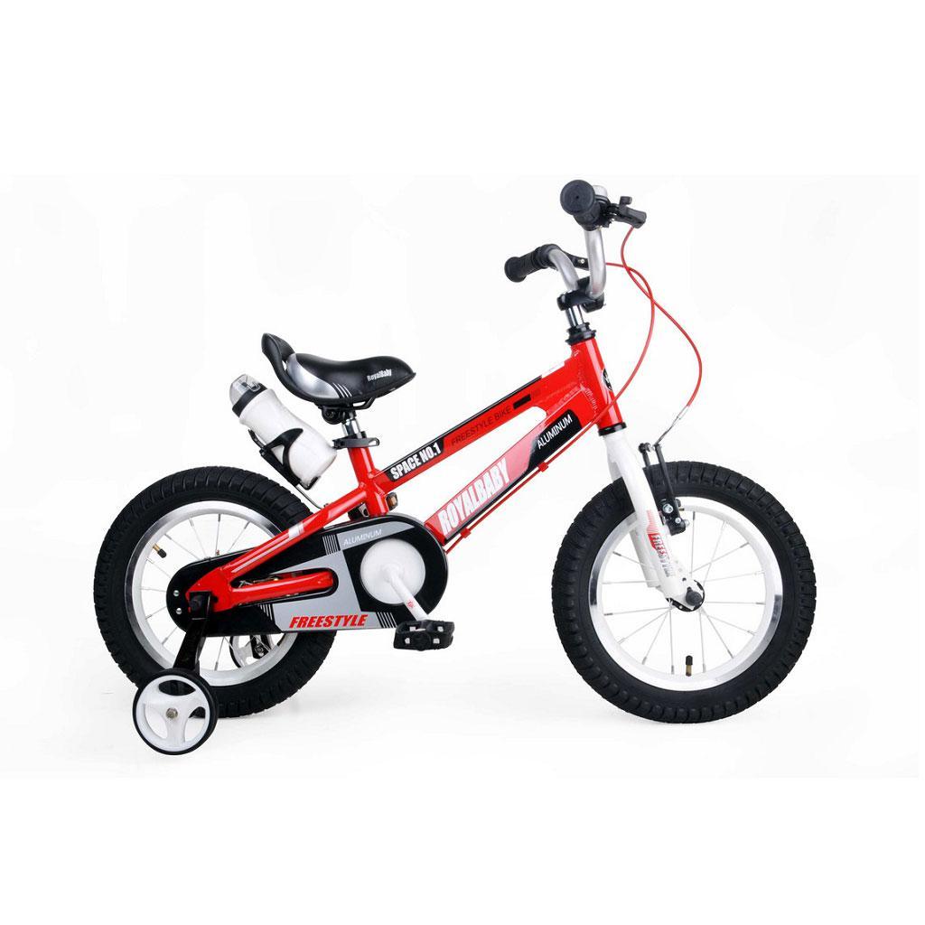 """Велосипед детский RoyalBaby SPACE NO.1 Alu 12"""", красный"""