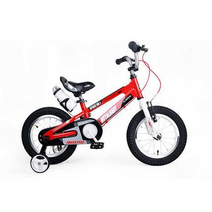 """Велосипед детский RoyalBaby SPACE NO.1 Alu 12"""", красный, фото 2"""