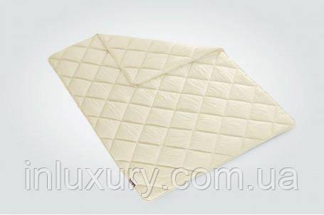 Одеяло  COMFORT 175*210 STANDART пл.150 (молоко), фото 2