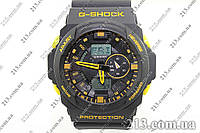 Часы Casio G-Shock GA-150 Black черные