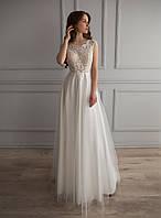 """безкорсетное свадебное платье""""Agata"""""""