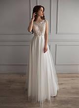 """безкорсетное весільну сукню""""Agata"""""""
