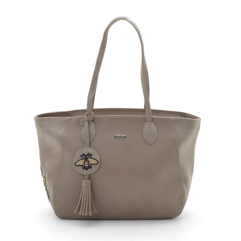 РАСПРОДАЖА кожаная сумка женская светло коричневая хорошее качество по  низкой цене a3155625e29