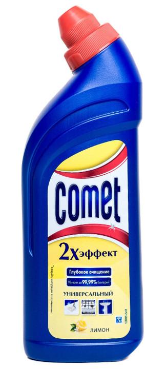 Гель для ванной и туалета COMET (500 мл)