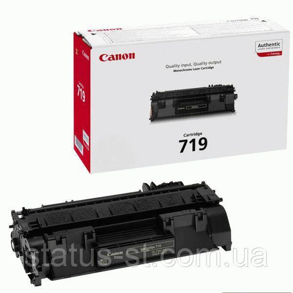 Заправка картриджа Сanon 719 для принтера LBP251dw, LBP252dw, LBP253x, LBP6670dn, LBP6310dn, LBP6650dn