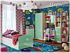 Детская мебель Юниор-2, фото 2