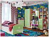 Детская мебель Юниор-2, фото 7