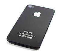Задняя крышка Apple iPhone 4 black h.c. .s