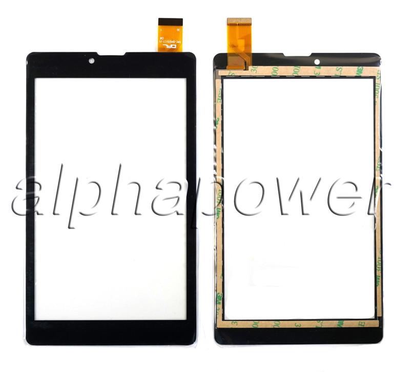 Тачскрин для планшета Digma PS7122PG  черный