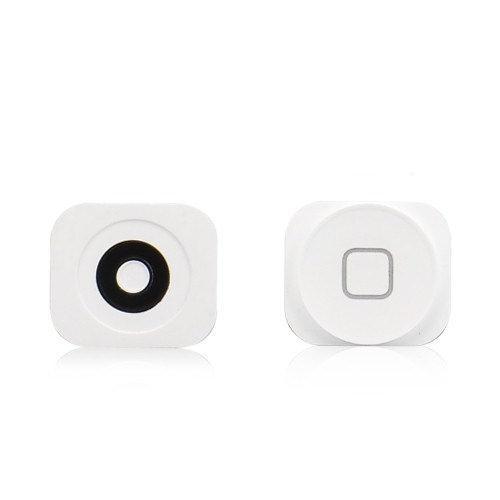 Кнопка Home внешняя Apple iPhone 5 white .s