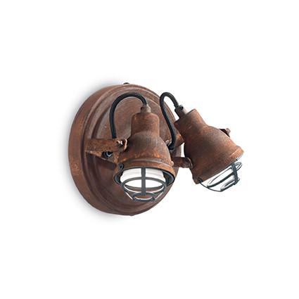 Настенный светильник Bob mini AP2. Ideal Lux