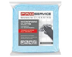 Набор салфеток микрофибра для уборки 35х35 (5шт/уп)
