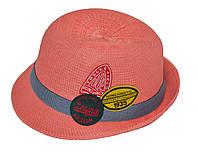 Шляпа челентанка детская для девочки