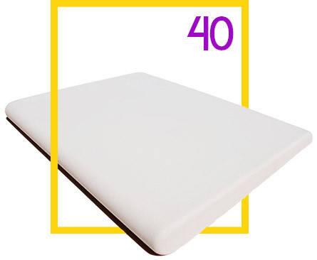 Бортовой камень 40х50 см