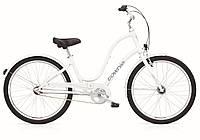 """Велосипед 26"""" ELECTRA Townie Original 3i Ladie white, фото 1"""